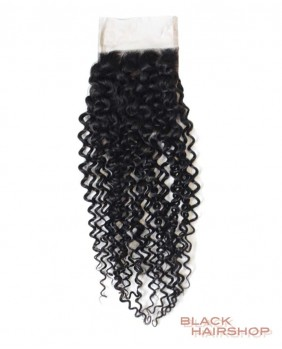 Top closure Jerry curl - Free Part