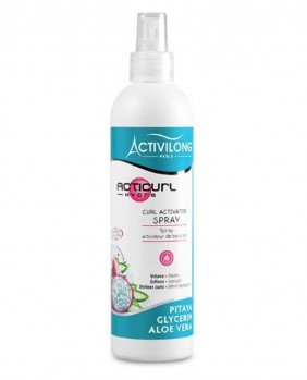 Spray Activateur de boucles Acticurl Hydra - Activilong Paris