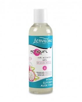 Gel Activateur de boucles Acticurl Hydra - Activilong Paris