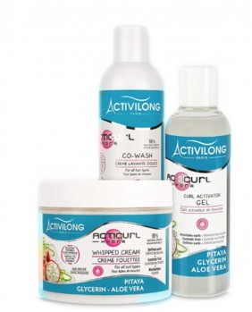 Pack wash n go acticurl