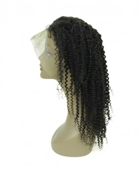 Full lace wig kinky curly 18 - profil g