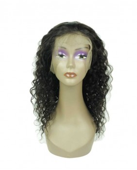 Lace wig water wave